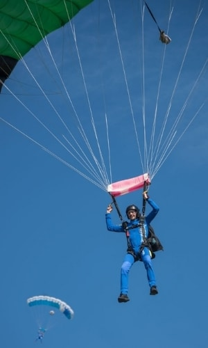 AFF Learn to skydive solo skydive australia